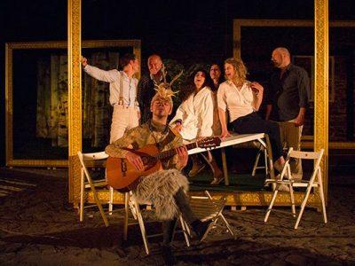 Theater Poetenpack bespielt im Juni den Q-Hof