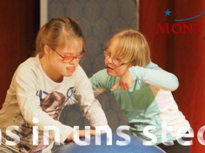 Bewegungsangebote für Kinder mit besonderen Bedürfnissen