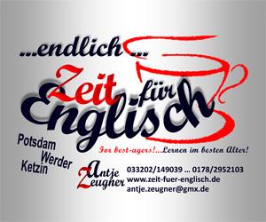 Zeit für Englisch