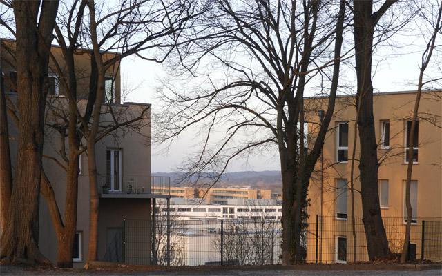 Ecken und Kanten – Architektonische Stadtwanderung