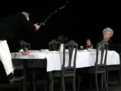 """""""Dinner for One"""" in der Vorweihnachtszeit"""