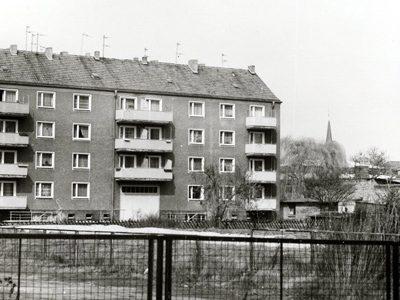 Die östliche Kantstraße