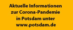 Corona in Potsdam